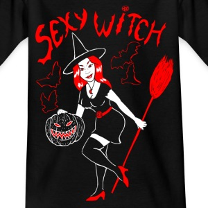 sexy witch nb Tee shirts - T-shirt Enfant