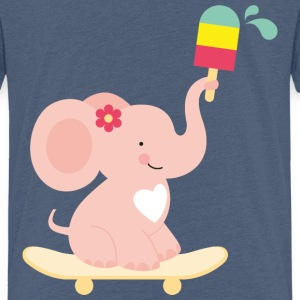 SWEET ELEPHANT - Kinder Premium T-Shirt