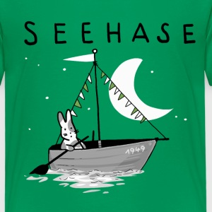 Seehase Bodensee.png T-Shirts - Kinder Premium T-Shirt