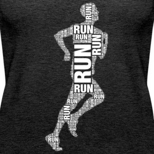 Run / Lauf Tops - Frauen Premium Tank Top