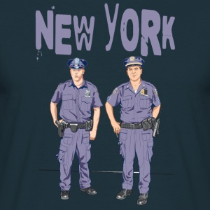 NYPD - Men's T-Shirt