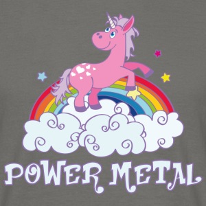 power metal T-Shirts - Männer T-Shirt