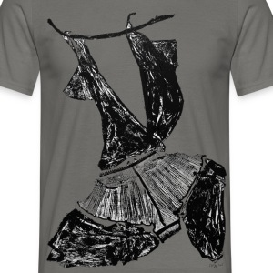 Monotype-print/figure-20 - Männer T-Shirt