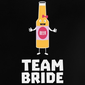 Team bruid Beerbottle S5s42 Baby shirts - Baby T-shirt