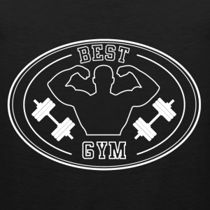 best gym - Männer Premium Tank Top