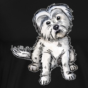 West Highland Terrier - Männer Premium T-Shirt