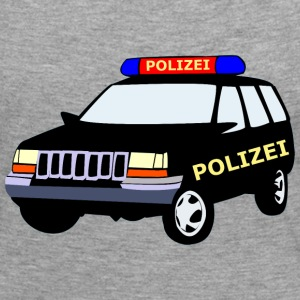 Police car of long sleeve shirts - Women's Premium Longsleeve Shirt