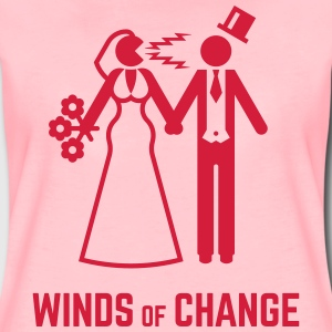 Winds Of Change (Stag Night Bachelor Party Groom)  - Women's Premium T-Shirt