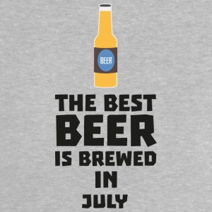 Best beer is brewed in July. S4kf3 Baby Shirts  - Baby T-Shirt
