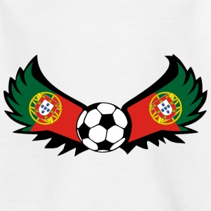 Fussball Portugal T-Shirts - Teenager T-Shirt