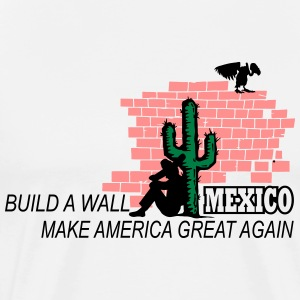 make america great again T-Shirts - Männer Premium T-Shirt