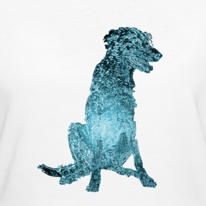 Eis Beauceron T-Shirts - Frauen Bio-T-Shirt