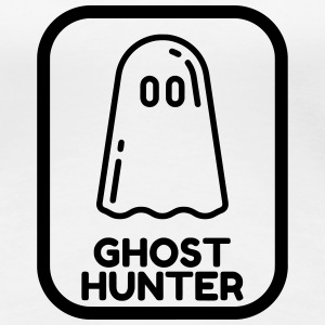 jagt / døden / paranormale / Hunting ghost T-shirts - Dame premium T-shirt