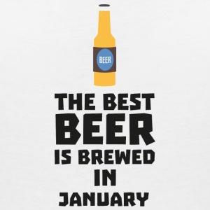 Best Beer is brewed in May S96o7 T-shirts - Dame-T-shirt med V-udskæring