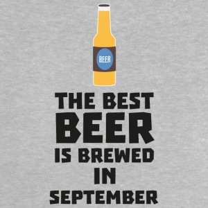 Best beer is brewed in September. S40jz Baby Shirts  - Baby T-Shirt