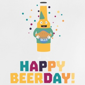Glade Beerday Beerbottle Shnp3 Baby T-shirts - Baby T-shirt