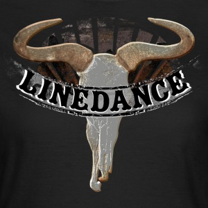 kl_linedance34b T-Shirts - T-skjorte for kvinner
