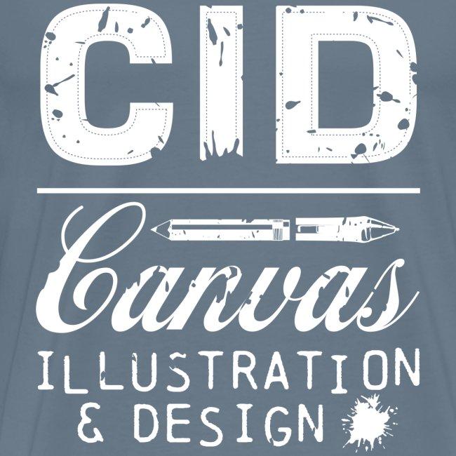 Stefan Lindblad, Canvas Illustration & Design company t-shirt