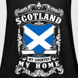 Scotland - My country - My home Tops - Frauen Tank Top von Bella