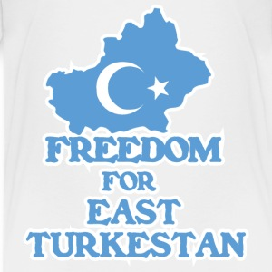 Freedom for East Turkestan Shirts - Teenage Premium T-Shirt
