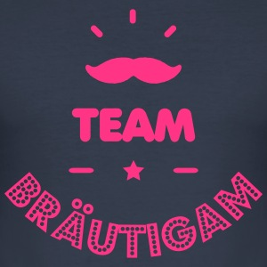 Team brautigam T-Shirts - Männer Slim Fit T-Shirt