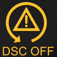 Design ~ DSC-Off Shirt with logo & text on front and back