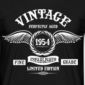 Vintage Perfectly Aged 1954 T-Shirts - Men's T-Shirt