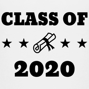Class of 2020 - School - Schule - Ecole - Student T-shirts - Teenager premium T-shirt