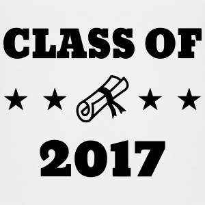 Class of 2017 - School - Schule - Ecole - Student Shirts - Kids' Premium T-Shirt