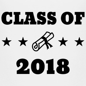 Class of 2018 - School - Schule - Ecole - Student Shirts - Kids' Premium T-Shirt