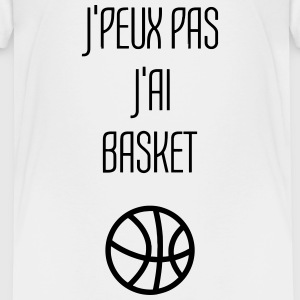 Basket / Basketball / Basket-ball / Basket ball Tee shirts - T-shirt Premium Enfant