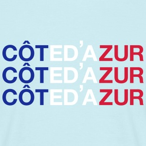 COTE D'AZUR - Men's T-Shirt
