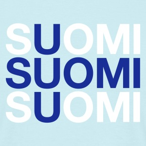 SUOMI - T-skjorte for menn