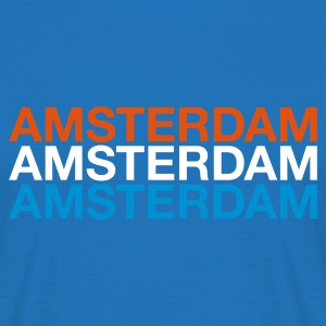 AMSTERDAM - T-shirt Homme