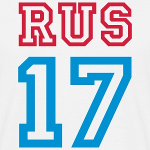RUSSIA 2017 T-Shirts - Men's T-Shirt