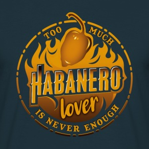 Habanero Chili Lover T-Shirts - Men's T-Shirt