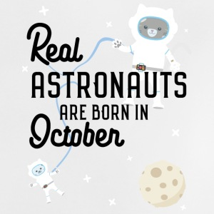 Astronauts were born in October. Sz0kr Baby Shirts  - Baby T-Shirt