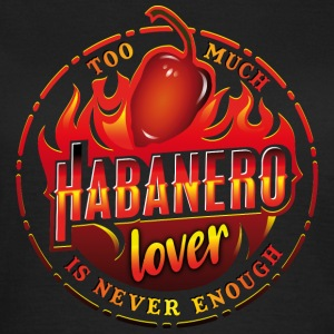 Habanero Chili Lover T-Shirts - Women's T-Shirt