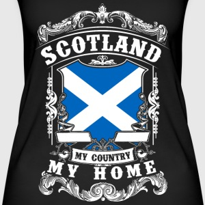 Scotland - My country - My home Tops - Women's Organic Tank Top