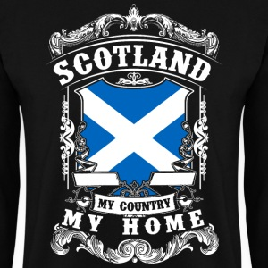 Scotland - My country - My home Sweaters - Mannen sweater