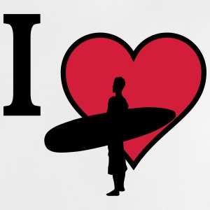 I love surfing Baby T-Shirts - Baby T-Shirt