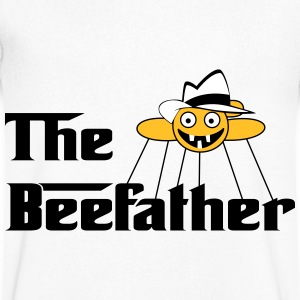 The Beefather T-Shirts - Men's V-Neck T-Shirt