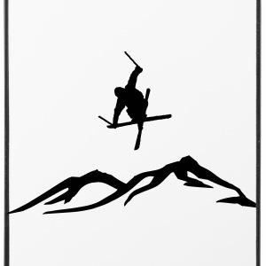 Ski Freestyler Handy & Tablet Hüllen - iPhone 4/4s Hard Case