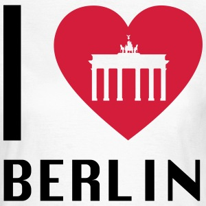 I love Berlin T-Shirts - Frauen T-Shirt