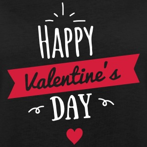 Happy Valentines Day T-Shirts - Frauen Oversize T-Shirt