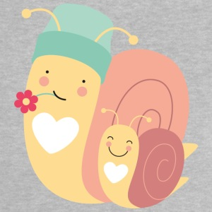SNAIL MOTHER LOVE - Baby T-Shirt