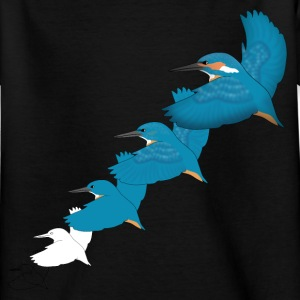 w_Eisvogel Shirts - Kids' T-Shirt