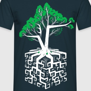 Cube Root T-Shirts - Men's T-Shirt