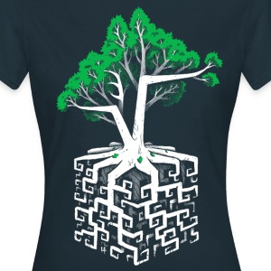 Cube Root T-Shirts - Women's T-Shirt