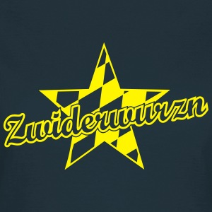 Zwiderwurzn 1C T-Shirts - Frauen T-Shirt